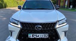 Lexus LX 570 2017 года за 39 500 000 тг. в Алматы