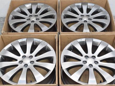 Диски оригинальные из Японии. Subaru j7 ET55 за 160 000 тг. в Алматы