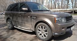 Land Rover Range Rover Sport 2012 года за 8 600 000 тг. в Алматы