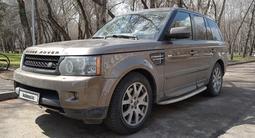 Land Rover Range Rover Sport 2012 года за 8 600 000 тг. в Алматы – фото 2