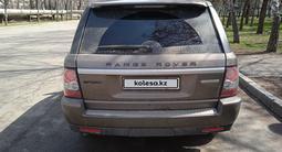 Land Rover Range Rover Sport 2012 года за 8 600 000 тг. в Алматы – фото 3