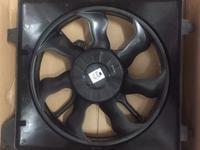 Вентилятор охлаждения радиатора в сборе HYUNDAI ACCENT (2006-2011) за 16 000 тг. в Актау