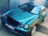 Тюнинг бампер Brabus для Mercedes Benz w208 CLK за 55 000 тг. в Алматы
