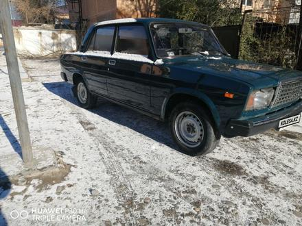 ВАЗ (Lada) 2107 1998 года за 650 000 тг. в Туркестан – фото 3