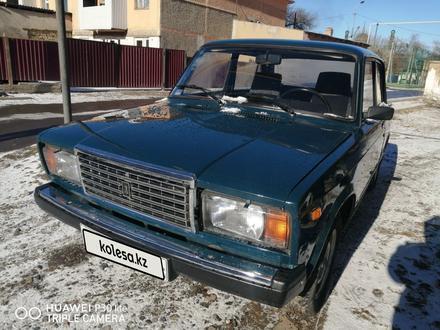 ВАЗ (Lada) 2107 1998 года за 650 000 тг. в Туркестан – фото 4