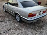 BMW 525 1992 года за 1 300 000 тг. в Кордай – фото 4