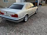 BMW 525 1992 года за 1 300 000 тг. в Кордай – фото 5