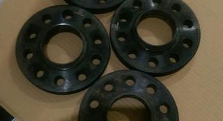 Проставки колесные расширители колеи 5*112ауди мерс за 40 000 тг. в Алматы