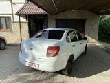ВАЗ (Lada) Granta 2191 (лифтбек) 2014 года за 1 500 000 тг. в Кокшетау – фото 4