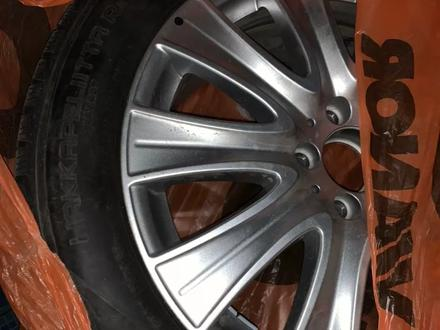 Зимняя резина с дисками на Mercedes новая 222 за 360 000 тг. в Алматы – фото 3