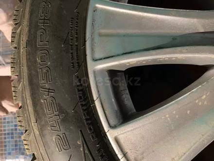 Зимняя резина с дисками на Mercedes новая 222 за 360 000 тг. в Алматы – фото 6