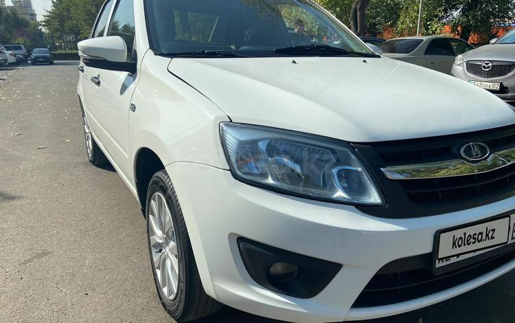 ВАЗ (Lada) Granta 2190 (седан) 2014 года за 2 450 000 тг. в Алматы