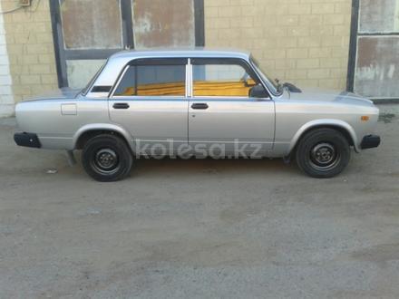 ВАЗ (Lada) 2107 2010 года за 1 000 000 тг. в Актау