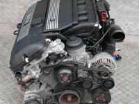 Дроссельная заслонка двигатель bmw x5 m54 m54b30 E53 за 20 000 тг. в Караганда