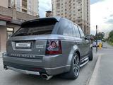 Land Rover Range Rover Sport 2011 года за 14 900 000 тг. в Алматы – фото 4