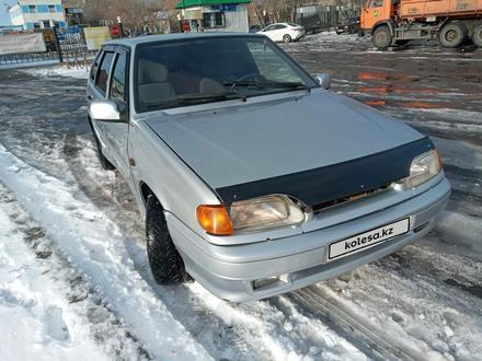 ВАЗ (Lada) 2114 (хэтчбек) 2012 года за 790 000 тг. в Кокшетау – фото 2