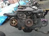 Двигатель SUBARU LEGACY BG4 EJ20E 1994 за 249 000 тг. в Караганда