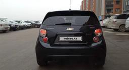 Chevrolet Aveo 2013 года за 3 600 000 тг. в Алматы – фото 4