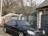 Mercedes-Benz S 600 2005 года за 3 500 000 тг. в Алматы – фото 4