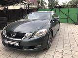 Lexus GS 300 2008 года за 7 100 000 тг. в Алматы