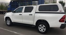 Toyota Hilux 2017 года за 12 500 000 тг. в Алматы – фото 4