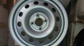 Один R15 (4*100) 1шт диск Новый за 11 500 тг. в Алматы
