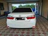 Toyota Camry 2015 года за 8 800 000 тг. в Талдыкорган – фото 2