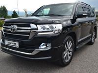 Toyota Land Cruiser 2018 года за 32 500 000 тг. в Алматы