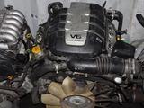 Двигатель на Исузу 6ve1/6vd1 за 100 тг. в Алматы