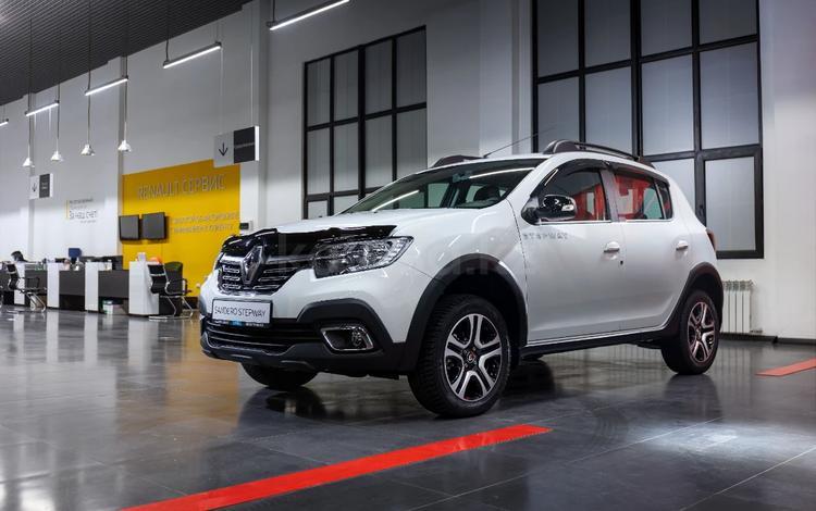 Renault Sandero Stepway Life 2021 года за 6 749 000 тг. в Усть-Каменогорск