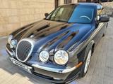 Jaguar S-Type 2002 года за 4 100 000 тг. в Алматы – фото 2