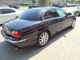 Jaguar S-Type 2002 года за 4 100 000 тг. в Алматы – фото 4
