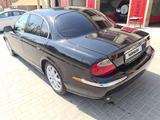 Jaguar S-Type 2002 года за 4 100 000 тг. в Алматы – фото 5