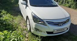 Hyundai Accent 2014 года за 3 900 000 тг. в Нур-Султан (Астана) – фото 2