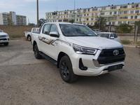 Toyota Hilux 2021 года за 23 000 000 тг. в Актобе
