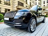 Land Rover Range Rover 2015 года за 32 500 000 тг. в Алматы