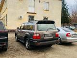 Lexus LX 470 2001 года за 7 200 000 тг. в Усть-Каменогорск – фото 3