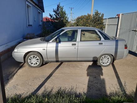 ВАЗ (Lada) 2110 (седан) 2010 года за 1 100 000 тг. в Уральск – фото 2