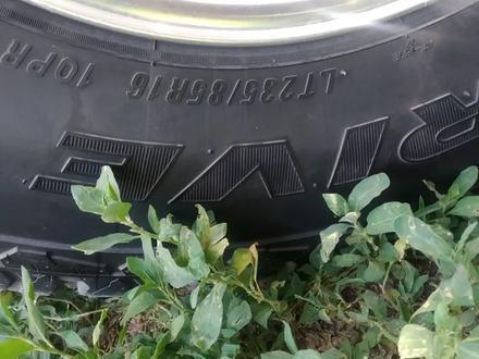 Комплект резины за 65 000 тг. в Алматы – фото 2