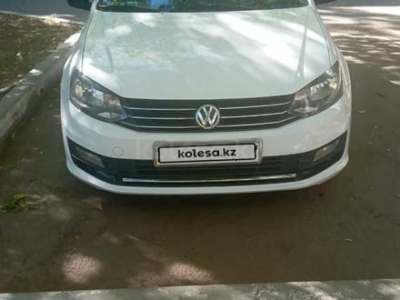 Volkswagen Polo 2015 года за 3 500 000 тг. в Уральск