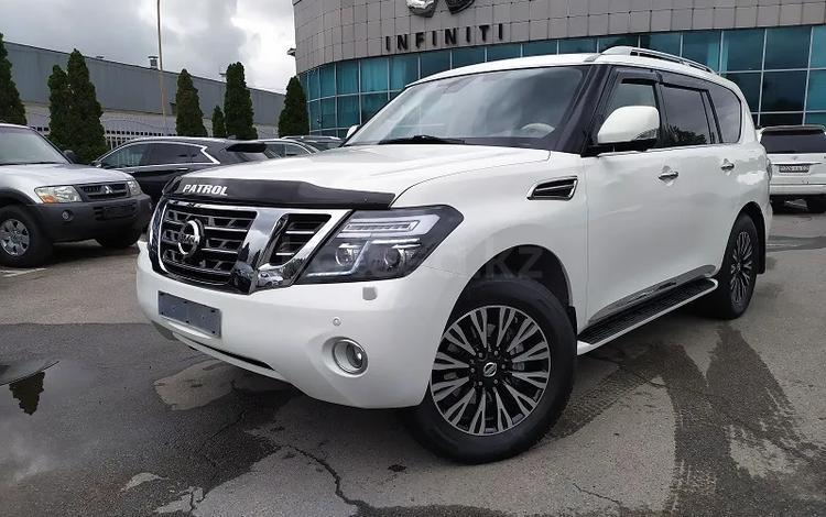 Nissan Patrol 2013 года за 10 900 000 тг. в Алматы