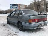 ВАЗ (Lada) 2115 (седан) 2006 года за 850 000 тг. в Караганда – фото 2