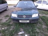 Volkswagen Bora 1999 года за 750 000 тг. в Нур-Султан (Астана) – фото 2