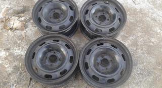 Металлические диски на Пежо R15 (4*108 6J ЦО65 ЕТ27).35000 тг. З за 35 000 тг. в Нур-Султан (Астана)