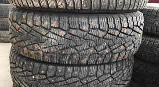Резина зимняя шипованная за 50 000 тг. в Алматы
