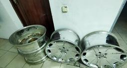 Японские люксовые диски R19 разноширокие за 170 000 тг. в Шымкент – фото 3