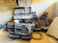 Сидения комплект опшивкой за 50 000 тг. в Шымкент