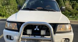 Mitsubishi Montero Sport 2001 года за 4 000 000 тг. в Алматы – фото 2