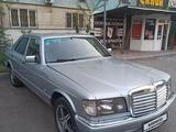 Mercedes-Benz S 280 1986 года за 1 800 000 тг. в Алматы – фото 5