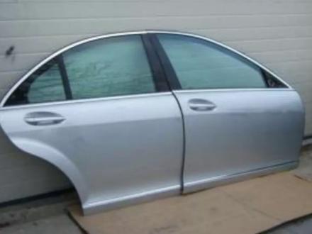 Все 4 двери на Mercedes W221 Long за 165 000 тг. в Алматы